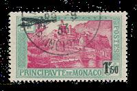Monaco YT A1 - Stemplet