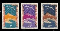 Monaco - YT 376/78 - Neuf avec charnières