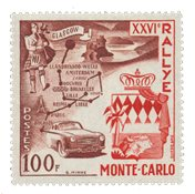 Monaco - YT 441 - Neuf avec charnières