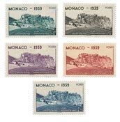 Monaco YT 195-99 - Ubrugt