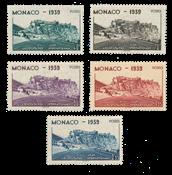 Monaco - YT 195/99 - Neuf avec charnières