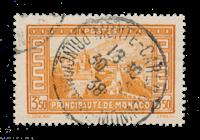 Monaco - YT 131 - Stemplet