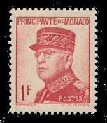 Monaco - YT 163 - Neuf avec charnières