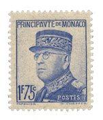 Monaco - YT 165 - Neuf avec charnières