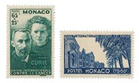 Monaco YT 167-68 - Ubrugt