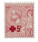 Monaco - YT 26 - Neuf avec charnières