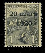 Monaco YT 42 - Ubrugt