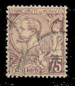 Monaco - YT 19 - Stemplet