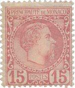 Monaco YT 5 - Ubrugt