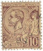 Monaco YT 14 - Stemplet