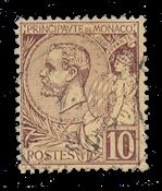 Monaco - YT 14 - Stemplet