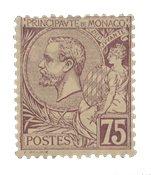 Monaco - 1891/1894 - Yvert 19, neuf avec charnière