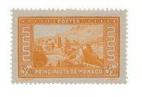 Monaco 1933-37 - YT 131 - Ubrugt