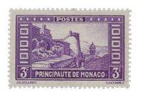 Monaco 1933-37 - YT 130 - Ubrugt