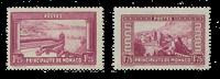 Monaco - YT 127/28 - Neuf avec charnières