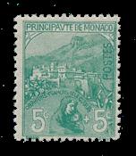 Monaco - YT 28 - Neuf avec charnières