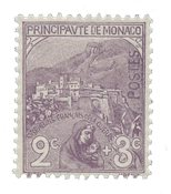 Monaco - YT 27 - Neuf avec charnières