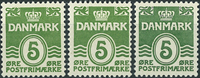 Danmark - 1933-37