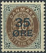 Denmark - 1912