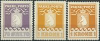 Grønland - Pakkeporto -1936-37