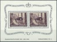Liechtenstein - 1946