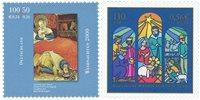 Tyskland - Jul 2000 - Postfrisk sæt 2v