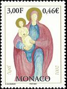 Monaco - Noël 2001 - Neuf