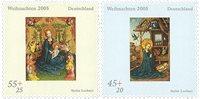 Tyskland - Jul 2005 - Postfrisk sæt 2v