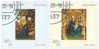 Tyskland - Jul 2005 - Stemplet sæt 2v