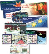 Greenland - Christmas booklets 1-10