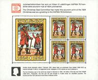Danmark Hafnia 1976 /1924