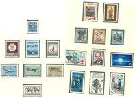 Østrig - Postfrisk samling