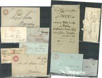 Suisse - Lettres