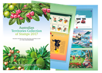 Australian Territories - Yearpack 2017 - Year Pack