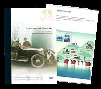 Norvège - Livre annuel 2017 - Livre Annuel