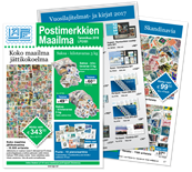Postimerkkien Maailma - LPG181