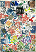 Denmark - Stamp packet - 1000 different