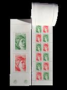 Frankrig - Salon Automne 2017 - Postfrisk frimærkehæfte