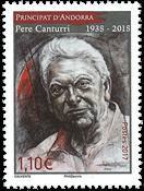France - Pere Canturri - Mint stamp