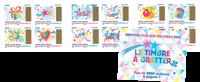 France - Scratchcard - Mint booklet