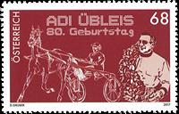 Østrig - Abi Übleis - Postfrisk frimærke