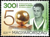 Hungary - Albert Florian - Mint stamp