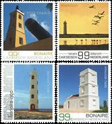 Bonaire - Phares - Série neuve 4v
