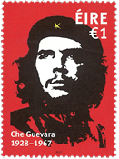 Ireland - Che Guevara * - Mint stamp