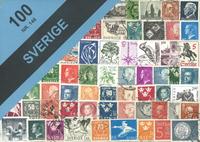 100 timbres Suède