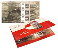 Groenland  - Feuillet souvenir de l'Exposition HAFNIA 2001