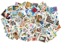 Eastern Europe - 2000 different stamps