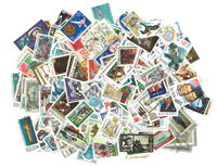 Eastern Europe - 1000 different stamps