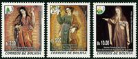 Bolivie - YT 1103/5