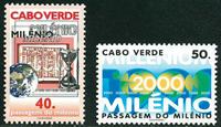 Cape Verde - YT 742/3